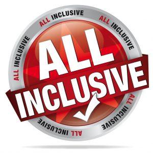 all inclusive abonnement op een zeiljacht