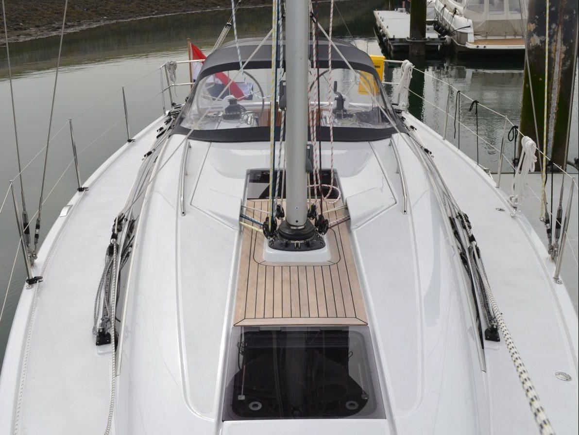 Dehler 38 In De Netyachting Vloot Jachthaven Bruinisse