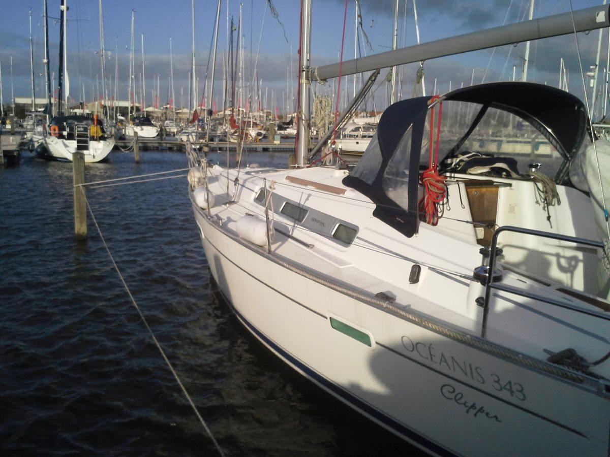 Jachthaven Lelystad Beneteau Oceanis 343 Theta Netyachting
