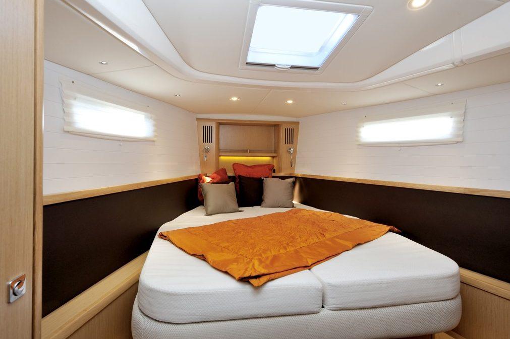 Slaapcabine Bavaria 42 Vision Voor