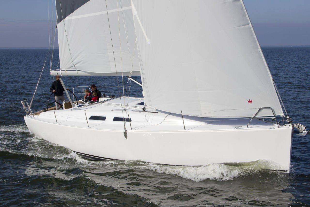 Zeil De Varianta 37 Flexibel In Zeeland Bij Netyachting